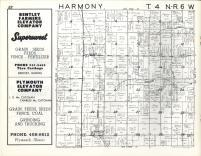 Harmony T4N-R6W, Hancock County 1963